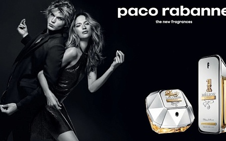 1 MILLION & LADY MILLION LUCKY новые ароматы Paco Rabanne